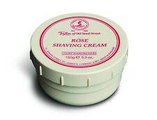 Taylor of Old Bond Street Crème à raser rose luxe rasage crème 150g Angleterre