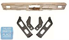 1964 Ford Galaxie Front Bumper Bracket Set - New - 4 Pieces