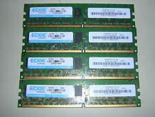 Micron Edge lot 40gb 20 x2gb ddr2 5300e 667mhz 2rx8 ecc server memory ram tested