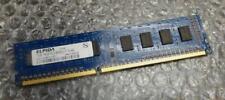 1 Go Elpida EBJ10UE8BDF0-AE-F PC3-8500U 1066MHz DDR3 1Rx8 Non-ECC Mémoire