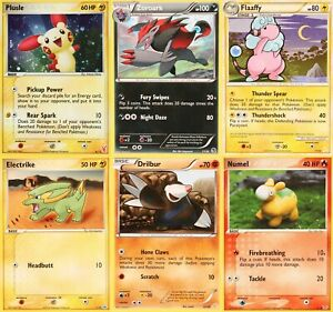 Pokemon Trainer Kits Trading Cards - Select from List