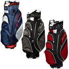 "NEW Hot-Z Golf 4.5 Cart Bag 9.5"" 14-Way Top - Pick the Color!!"