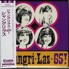 SHANGRI-LAS-SHANGRI - LAS-65!-JAPAN MINI LP CD BONUS TRACK C94