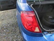 Driver Left Tail Light Coupe Quad 2dr Fits 03-07 ION 239159