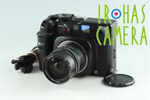 Mamiya 7 II + N 65mm F/4 L Lens #35723E1