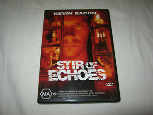 Stir of Echoes - Kevin Bacon - VGC - DVD - R4