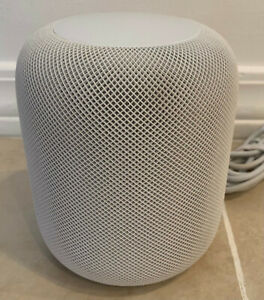 APPLE A1639 HOME POD WHITE NO RESERVE RARELY USED