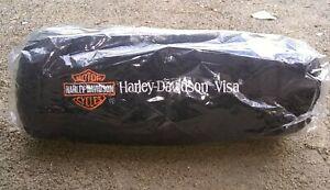 NIP Harley Davidson Motorcycles Logo Harley-Davidson Visa Fleece Throw Blanket