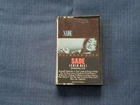 Sade Diamond life Cassette 1985 CBS