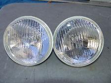 "Hella 4"" Round H-4 Halogen Headlight Driving Light Bulb Mercedes BMW"