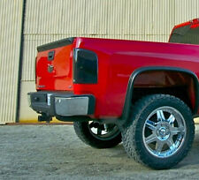 Fits 07-13 Silverado 1500 2500 GTS Smoke Taillight Covers Acrylic Pair GT4740