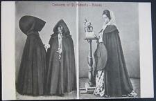 PORTUGAL ~ 1900's AZORES ~ COSTUMES OF ST. MICHAEL'S ~ LADIES