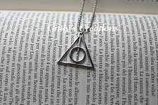Collana Doni della Morte HARRY POTTER ciondolo doni della morte Hogwarts HP