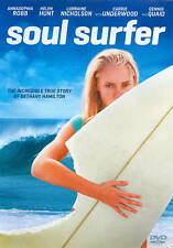Soul Surfer: Brand New Sealed! C. Underwood L. Nicholson H. Hunt D. Quaid DVD WS