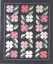 Carolina Dogwoods quilt pattern by Annette Ornelas of Southwind Designs