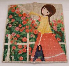 Ladies Poppies Flower Wallet