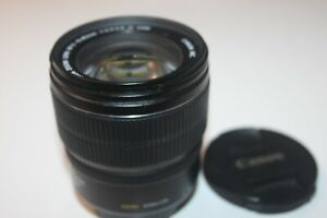 Canon EF-S 15-85mm f/3.5-5.6 IS USM Lens - EXCELLENT CONDITION