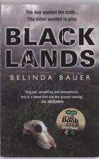 BOOK-Blacklands,Belinda Bauer