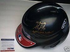 STEPHEN PISCOTTY Signed Helmet Rare Go Stanford Cardinal PSA/DNA COA Autograph