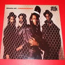 STEEL Pulse-State of Emergency -- LP/reggae