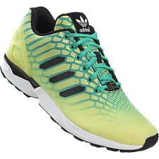 NEW ADIDAS MEN'S ORIGINALS ZX FLUX RUNNING TRAINING SHOES SNEAKERS SZ/ 10.5