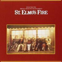 NEW St. Elmo's Fire: Original Motion Picture Soundtrack (Audio CD)