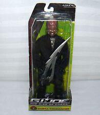 "Hasbro G.I. Joe Rise Of Cobra Commander Action Figure Combat Knife Military 11"""