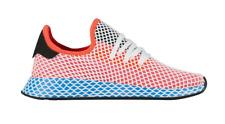 Adidas Originals Deerupt Runner AC8466 - Solar Red Blue / Running Sneakers Shoes