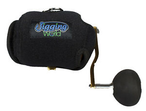 Jigging World Conventional Reel Covers - XL (30 Series)