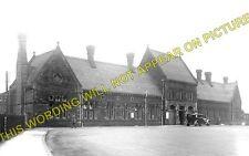Lancaster Green Ayre Railway Station Photo. Midland Railway. (2)