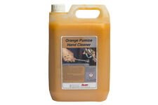 Orange Pumice Heavy Duty Hand Cleaner Garage Solvent Free - 5 LITRES