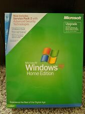 Microsoft Windows XP Home Edition - Upgrade  New in Originally Sealed Box!