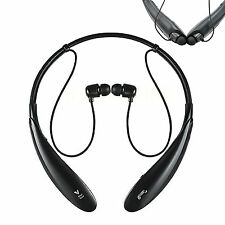 Vibrating Alert Stereo Bluetooth Headset For Samsung S7 S6 Edge A3 S5 S4 S3 MINI