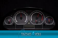 BMW Tachoscheibe Tacho E46 Benzin oder Diesel M3 CARBON 3065 Tachoscheiben
