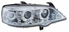 Vauxhall astra g (98-04) chrome halo angel eye projecteur phares feux avant