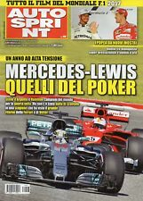 AutoSprint 2017 48.Lewis Hamilton-Mercedes,Ferrari,Force India,Williams,Sauber