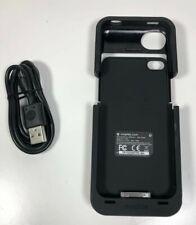 Mophie Juice Pack Plus Batterie Étui / Chargeur Pour IPHONE 4 Noir