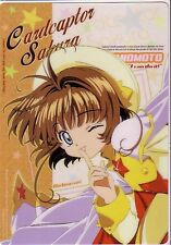 Card Captor Sakura Yellow Last Episode Pencil Board Shitajiki Anime Licensed NEW