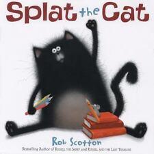 Splat the Cat, Rob Scotton, Good Condition, Book