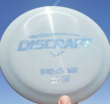 New Discraft Esp Money Foil Thrasher 171g Gray Pale Army Green