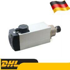 ER32 Spindelmotor 6KW Luftgekühlter 18000 U/min Elektromotor CNC Holzbearbeitung