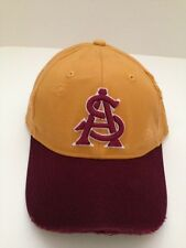 19697c42eb8 Arizona State Sun Devils Top of the World 2 toner Stretch fit hat M L