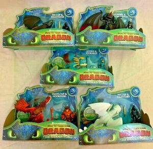How to Train Your Dragon -  Action Figure Sets 5 to chose from