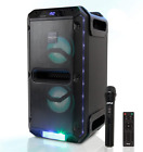 Portable Active PA Speaker System - 500W Outdoor Wireless Bluetooth...