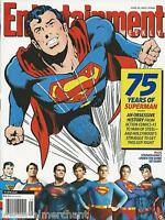 Entertainment Weekly Movie Magazine Superman History Stephen King Under The Dome