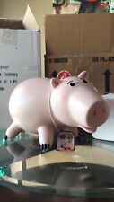 Toy Story 3 Disney Store Hamm Piggy Bank RARE LARGE