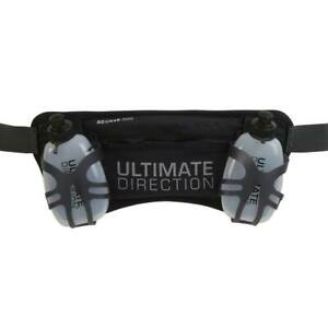 Ultimate Direction Access 600 Running Waistbelt - Water & Phone Storage - Onyx