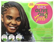 ORS Olive Oil Girls Built-In Protection Plus No-Lye Conditioning Hair Relaxer