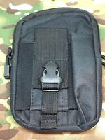 Tactical Medical Med Kit. Trauma Kit Molle Pouch Operator Medic