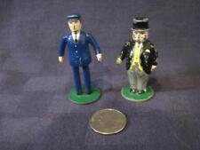 1990 ERTL Thomas Figures - Sir Topham Hatt & Conducter Die cast Metal Lot 2